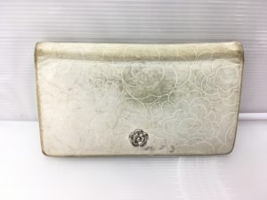 chanel シャネル カメリア財布 カラーチェンジ