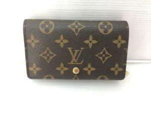 Louis Vuitton ヴィトン財布 内張り交換